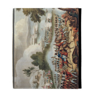 The Left Wing of the British Army in Action at the iPad Case
