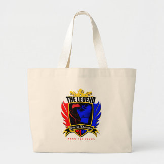 The Legend - Boxing Champion MP Tote Bags