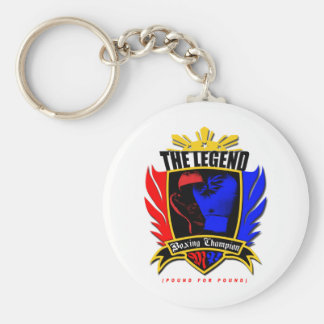 The Legend - Boxing Champion MP Keychain