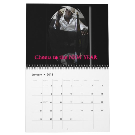 The Legend Calendar