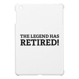 The Legend Has Retired iPad Mini Case