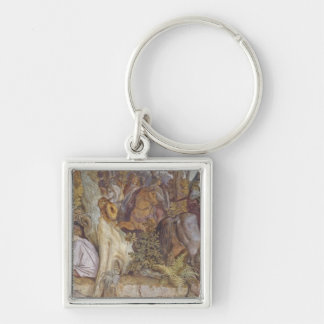 The legend of Frederick the Peaceable's Taufritt Keychain