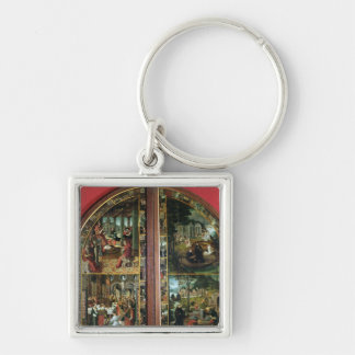 The Legend of St. Bertin Keychain