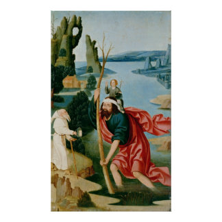 The Legend of St. Christopher Poster