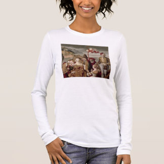 The Legend of St. Ursula, c.1530 (oil on panel) Long Sleeve T-Shirt
