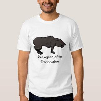 The Legend of the Chupacabra Shirt