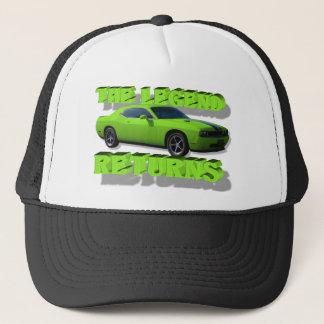 The Legend Returns Trucker Hat