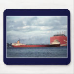 The Legendary S.S. Edmund Fitzgerald Mouse Pad