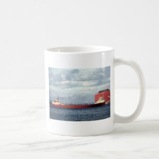 The Legendary S.S. Edmund Fitzgerald Classic White Coffee Mug