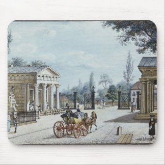 The Leipzig Gate, Berlin Mouse Pad