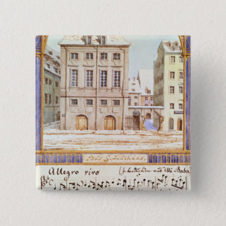 The Leipzig Gewandhaus Button