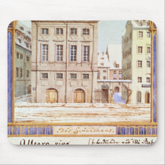 The Leipzig Gewandhaus Mouse Pad