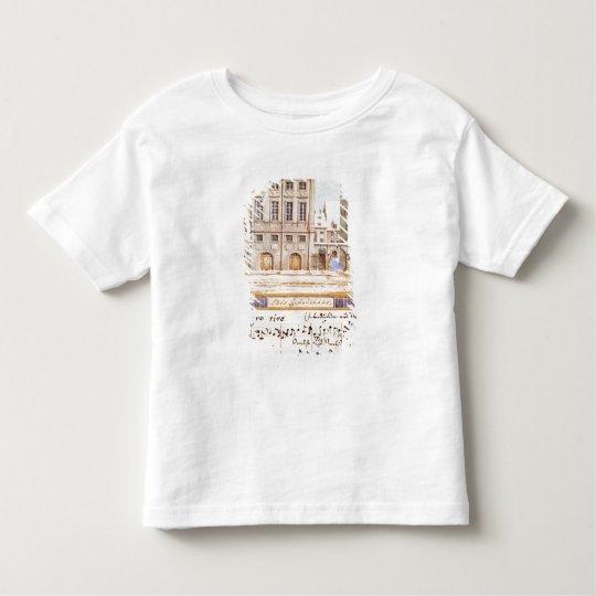 The Leipzig Gewandhaus Toddler T-shirt