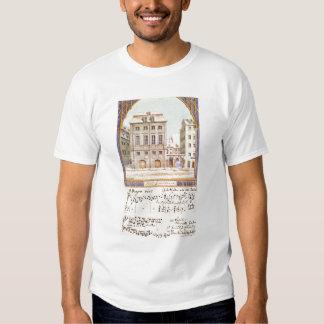 The Leipzig Gewandhaus Tshirt