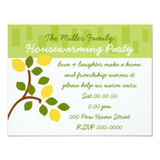 The Lemon Branch Card