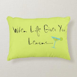 The Lemonaide Pillow