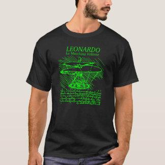 The Leonardo Da Vinci Helicopter! T-Shirt