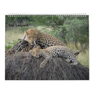 The leopard calendar