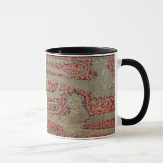 The Leopards of England, 15th century (tapestry) Mug