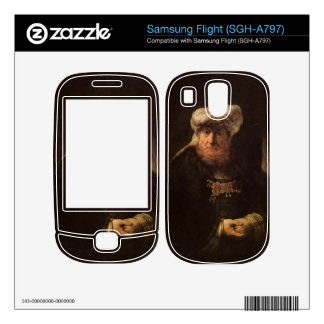 The leper king Uzziah by Rembrandt Samsung Flight Decal