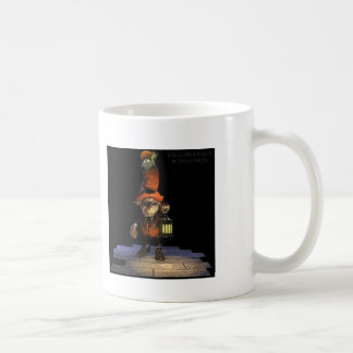 THE LEPRECHAUN AND THE GOBLIN COFFEE MUG