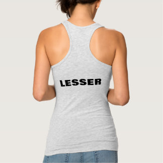 The Lesser Rainbow Connection Ladies Tank