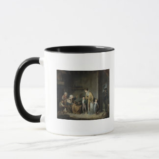 The Lesson in Charity Mug