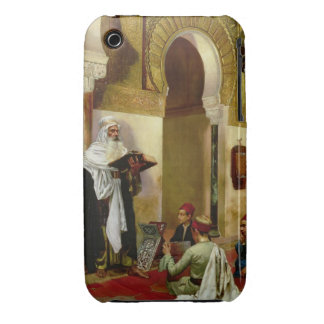 The Lesson (oil on canvas) iPhone 3 Cover
