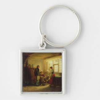 The Letter, 1869 Keychain