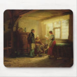 The Letter, 1869 Mouse Pad