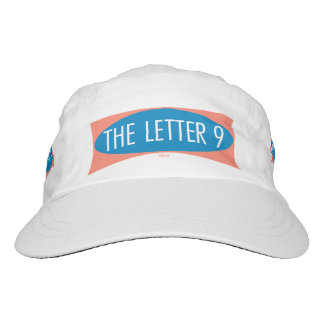The Letter 9 Hat