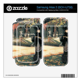 The letter came in handy by James Tissot Samsung Alias 2 Skins