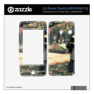 The letter came in handy by James Tissot LG Rumor Touch Skins