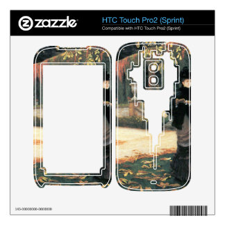 The letter came in handy by James Tissot HTC Touch Pro2 Skin