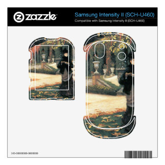 The letter came in handy by James Tissot Samsung Intensity Decals