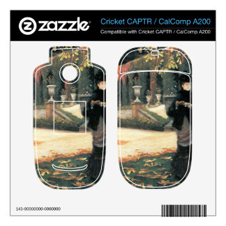 The letter came in handy by James Tissot Cricket CAPTR Skins