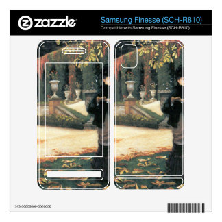 The letter came in handy by James Tissot Samsung Finesse Decal
