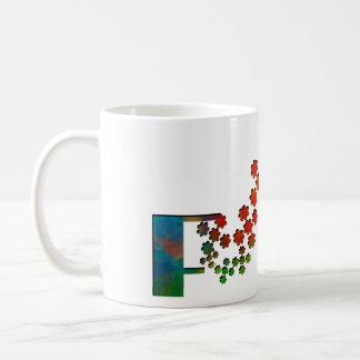 The Letter F Coffee Mug