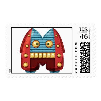The letter Mavi Stamp