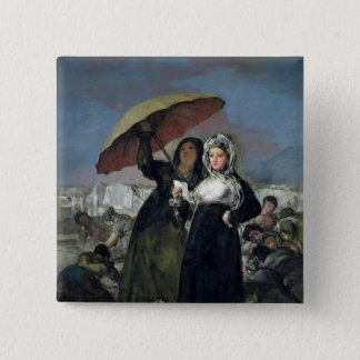 The Letter or, The Young Women, c.1814-19 Button