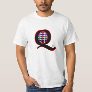 The letter Q Shirt