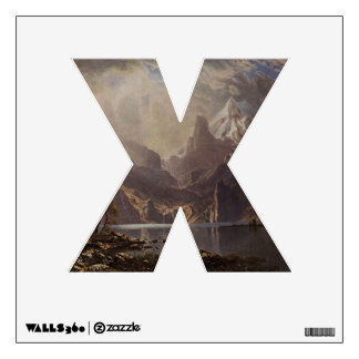 The Letter X - Alphabet Wall Decal - theletterx