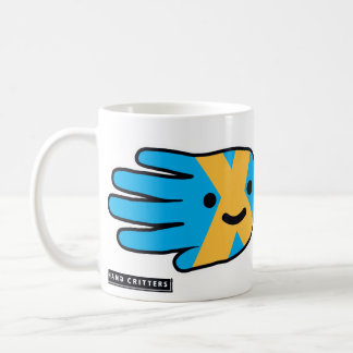 The letter X is for a cute smile Coffee Mug