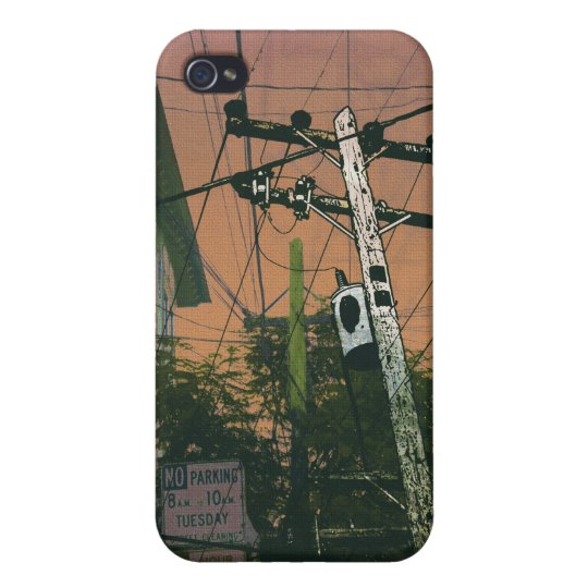 The Lex (Part2) sunset iPhone 4/4S Cover
