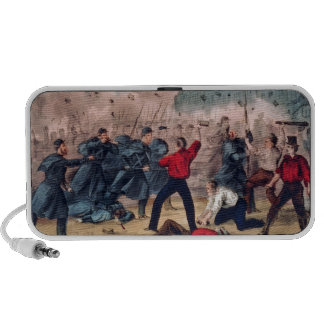 The Lexington of 1861 by Currier & Ives Civil War Notebook Speaker