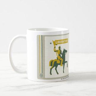 The Liberator Archetype Classic White Mug