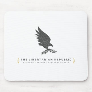 The Libertarian Republic Mouse Pad