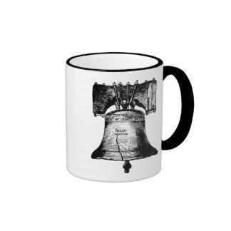 The Liberty Bell Coffee Mugs