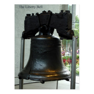 The Liberty Bell Postcard