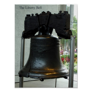 The Liberty Bell Poster